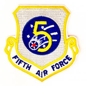Patch_americane_Fifth_Air_Force