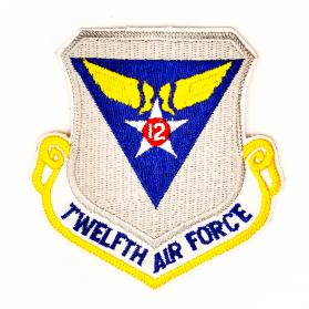 Patch_americane_Twelfth_air_force