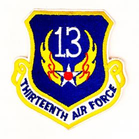 Patch_americane_Thirteenth_air_force