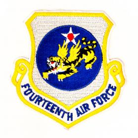 Patch_americane_Fourteenth_air_force