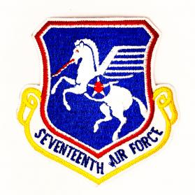 Patch_americane_Seventeenth_air_force