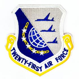 Patch_americane_Twenty_First_Air_Force