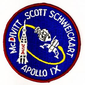 Patch_americane_Apollo_IX