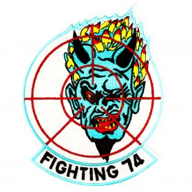 Patch_americane_Fighting_74