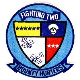 Patch_americane_Fighting_Two_Bounty_Hunters