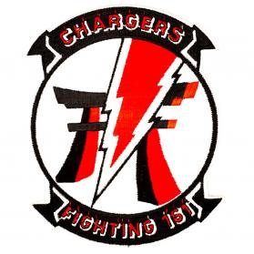 Patch_americane_Chargers_Fighting_161