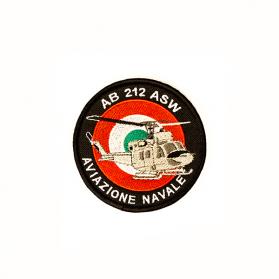 Patch_italiane_Patch_AB_212_Navy