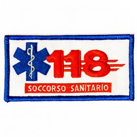 Patch_118_Soccorso_sanitario