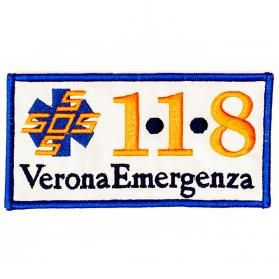 Patch_118_Verona_Emergenza