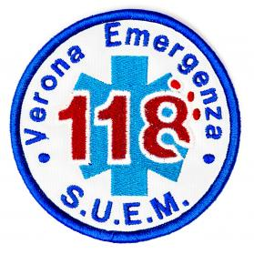 Patch_118_Verona_Emergenza_SUEM