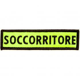 Patch_Personalizzata_Soccorritore