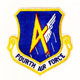 Patch_americane_Fourth_Air_Force